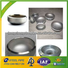 "4"" hot alloy steel cap with low price"