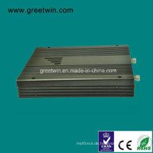 20dBm GSM Dcs WCDMA Tri Band Signal Booster für großes Haus