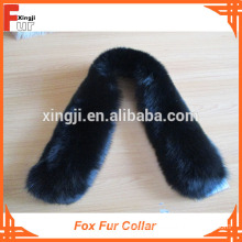 Fur Collar, Dyed Fox Fur