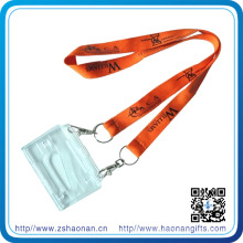 Neck Holder Polyseter Material ID Lanyard