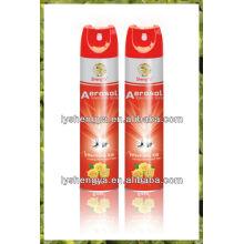 Spray de 300 ml, mejor insecticida a base de agua y aceite a base de aerosol en aerosol, spray para mosquitos / 300 ml, 360 ml, 400 ml, 450 ml, 600 ml, 750 ml
