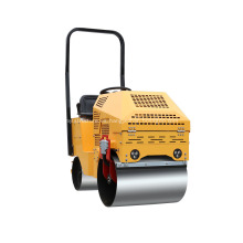 Rodillo vibratorio mecánico nuevo diseño doble rueda de acero