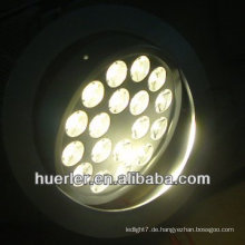 18w unten Licht Gehäuse 110v 220v 100-240v 18 LEDs