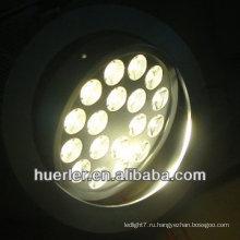 18w вниз свет корпус 110v 220v 100-240v 18 светодиодов
