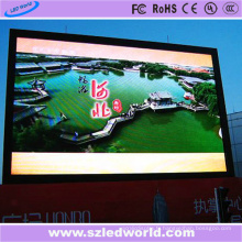 Panneau d'affichage à LED fixe extérieur de P5 HD SMD2727 pour la publicité