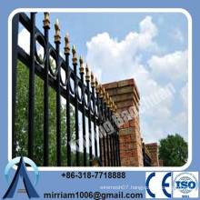 Factory Price For Hi-tensile Powder Coated Steel Fence Panel