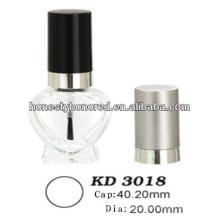 Zylinder-Form von Nagellack-Öl-Flaschen Cap & Enamel-Flasche mit Cap