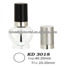 Cylinder Shape Of Nail Polish Oil Bottles Cap &Enamel Bottle With Cap
