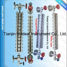 Reflex Glass Level Indicator-Transparent Glass Boiler Water Level Meter