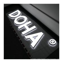 Mini LED Channel Letter Sign Face Lighting wholesale channel letters 3d acrylic letters alphabet