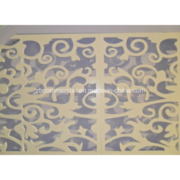 PVC Foam Sheet Used for Exhibition Decoration