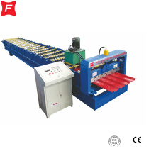 Thai style roofing sheet roll forming machine