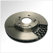 Sand Cast Auto Part Brake Disc with Machining