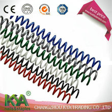 Suministros de encuadernación de bobinas de plástico