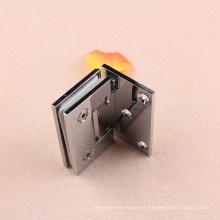 Soporte de pared del proveedor de China Bisagra de puerta de cristal de entrada resistente de 90 grados
