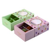 Boîtes-cadeaux d'emballage en carton personnalisé