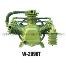 Bomba de ar Compressor de ar bomba de cabeça (W-3090t 7.5kw 10HP)
