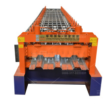 High quality automatic with printing floor deck tile making machine price