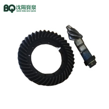 Spiral Bevel Gear for Tower Crane Speed Reducer