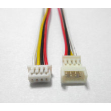 4Pin Connector plug with Wires Cables