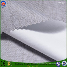 Waterproof Flame Retardant Coating Polyester Fabric for Window Curtain From Textile Factory