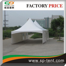 6x12m im Freien transparente PVC-Wandausstellung Zelt mit PVC-Fenster für kommerzielle Tätigkeit