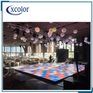 P4.81 Waterproof Led Dance Floor