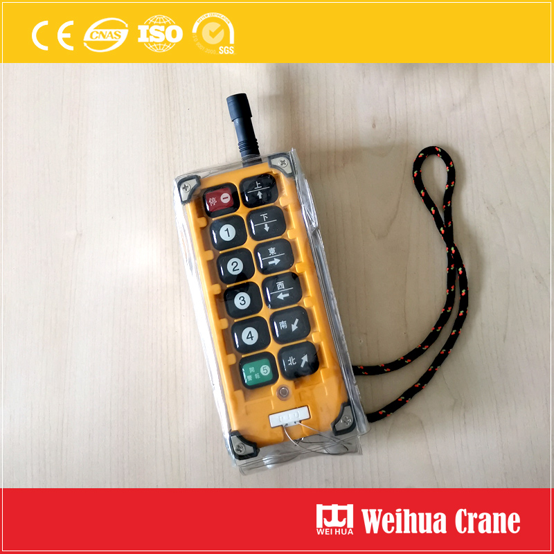 Crane Radio Remote Contro Pendant