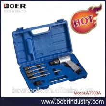 Air Tool Kit 8pcs Kit de martelo pneumático 150mm