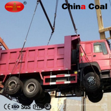 Hw7d Cab Mining Volquete de volcado pesado Tuck (WD615.47T2)