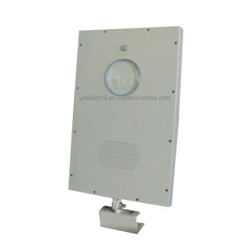 Hot Sale 15W All in One Solar Powered IP67 Outdoor Garden LED Street Light