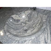 Granite Juparana Vanity Top Bathroom Sink