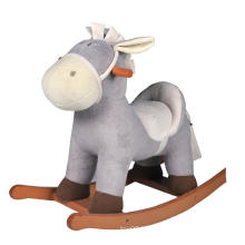 Factory Supply Rocking Horse Toy-Donkey Rocker