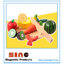 Wooden Magnetic Fruit&Vegetables Cutting Toy/Educational Toy
