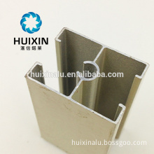 6000 serie T3-T8 profile of aluminum for home use