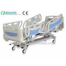 DW-BD011 cama paciente 5 funciones eléctricas ICU cama equipos hospitalarios