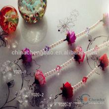 China al por mayor de artesanía perla perla cortina