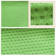 100% полиэстер микро сетки ткань для одежды трикотаж одежды