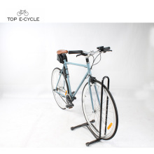 Precio bajo de fábrica bafang 250W engraved motor velocidad única bicicleta eléctrica