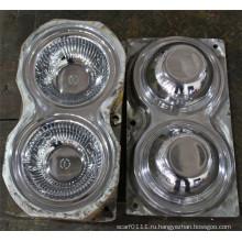 Стальные сжатия меламин посуда форма для литья (МДж-009)