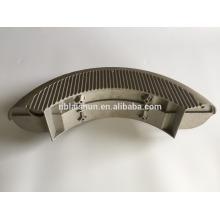 Piezas de proceso de fundición a presión de aleación de magnesio de precisión piezas de fundición de aluminio