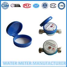 Un medidor de agua fría Jet 15 mm de diámetro