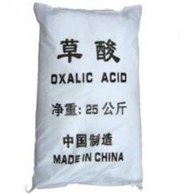 Industria de tratamiento de aguas residuales Grado 99.6% Ácido oxálico anhidro