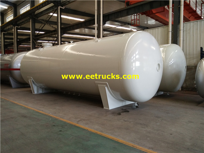 Domestic Bulk Propane Tanks
