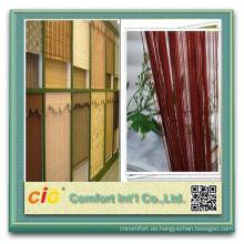 Casa oficina cortina Vertical de tela persianas telas