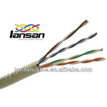 China utp cat5e cable scrap copper haute qualité avec prix d'usine