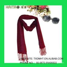 La bufanda de seda más clásica mujeres 30% de seda 70% Acrílico