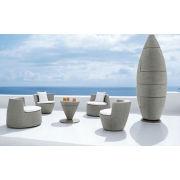 Modern Rattan Grey Outdoor Furniture Rattan Chair