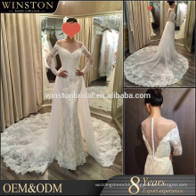 Best Quality Sales for fishtail wedding dress