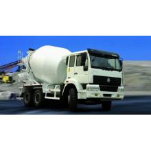 LKW Montiert Concret Mixer